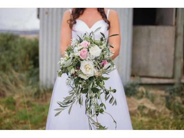 Fresh bridal bouquets for Northand Brides