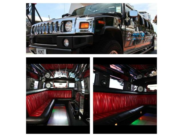 More Pictures of the inside of the Black Hummerzine