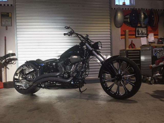 HOC bike