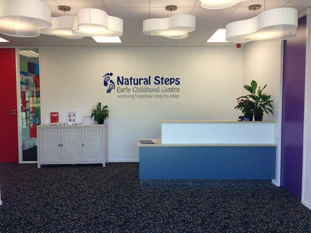 Natural Steps welcomes you.