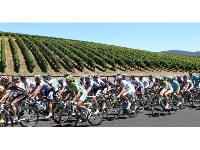 Santos Tour Down Under, South Australia