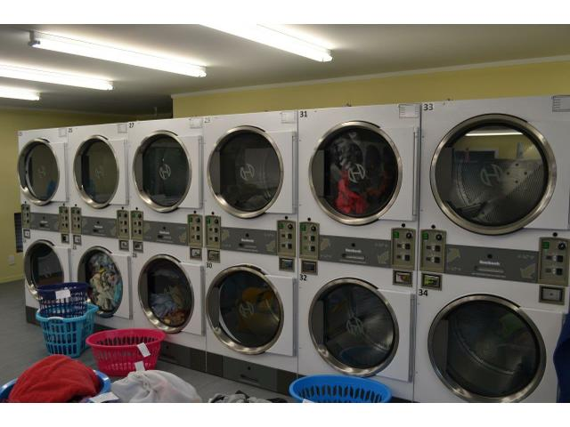 Lots of dryers