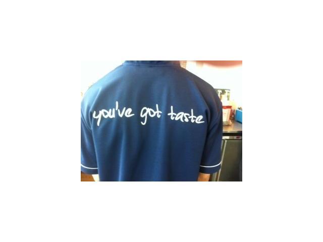 Yourve got taste