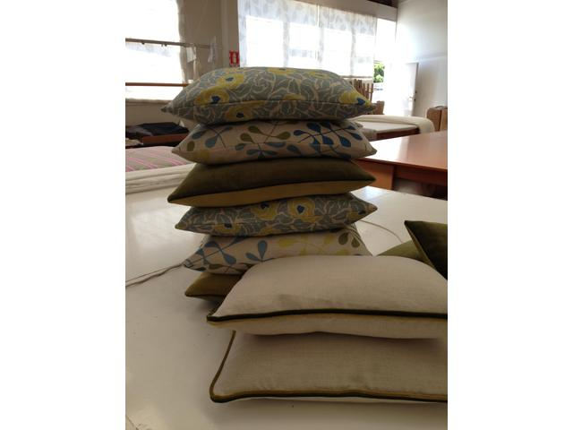Cushions and Squabs for Indoor and Outdoor