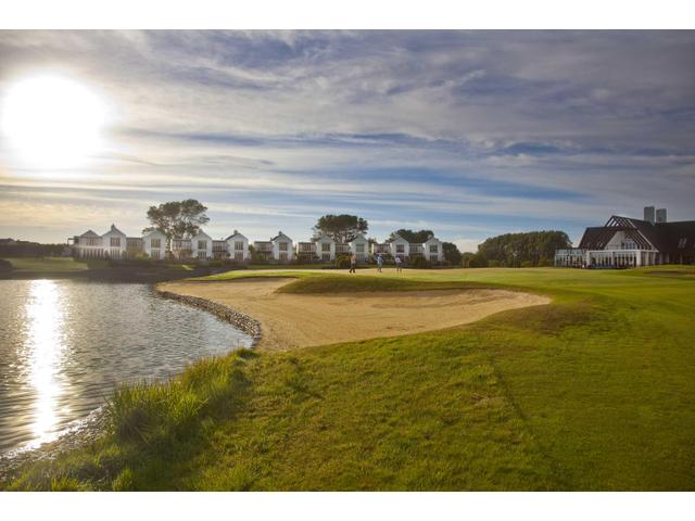The 18th Green at Clearwater Golf Club