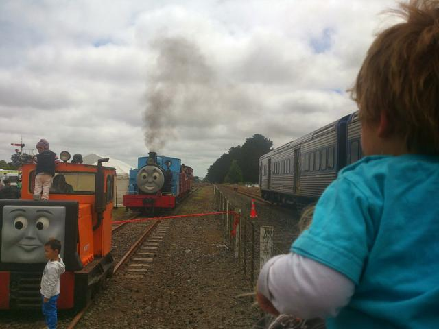 Thomas the Tank Engine Weekend