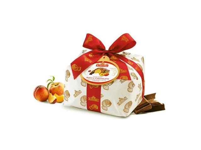 Peach and Chocolate Panettone - $59.95