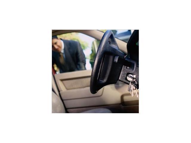 Keys Locked in car?