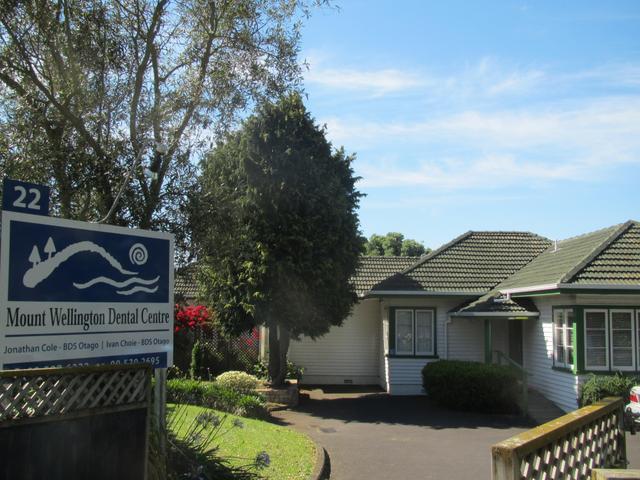 Street view of Mount Wellington Dental Centre