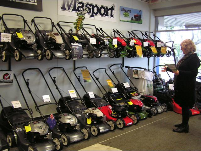 Quality Brand Lawnmowers for Sale