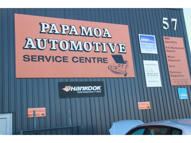 Papamoa Automotive Service Centre