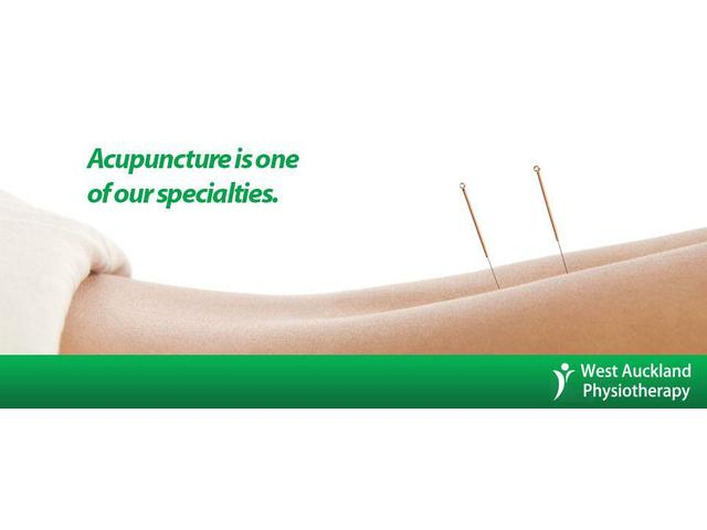 West Auckland Physiotherapy - Acupuncture