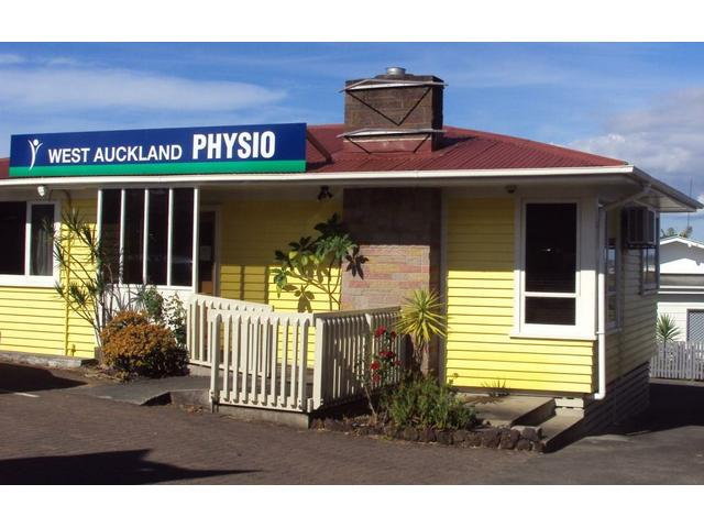 West Auckland Physiotherapy Location