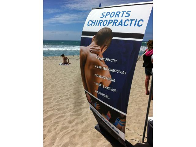 Aituz Chiropractic - Sporting Events / Corporate Events / Entertainment Groups /  Individuals / Chiropractic Lifestyle care