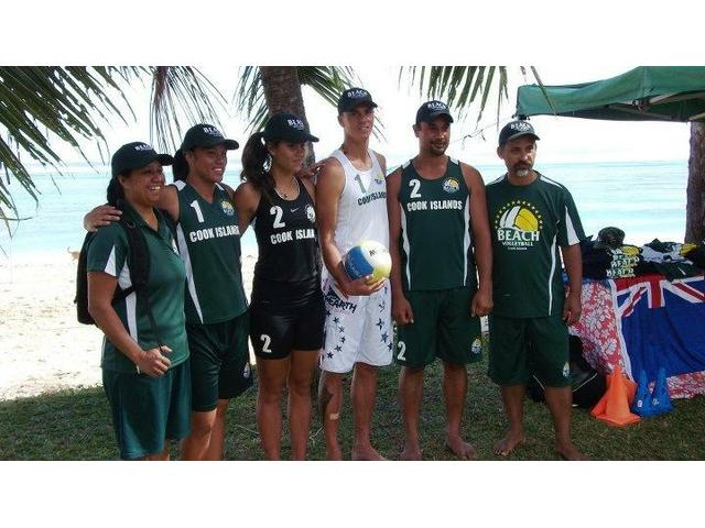 Cook Island Sports Practitioner Provider