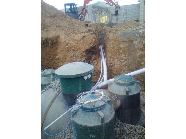 Air Tech Waste water system jnstallation