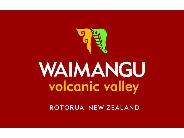 Waimangu Volcanic Valley- the World's Youngest Geothermal System