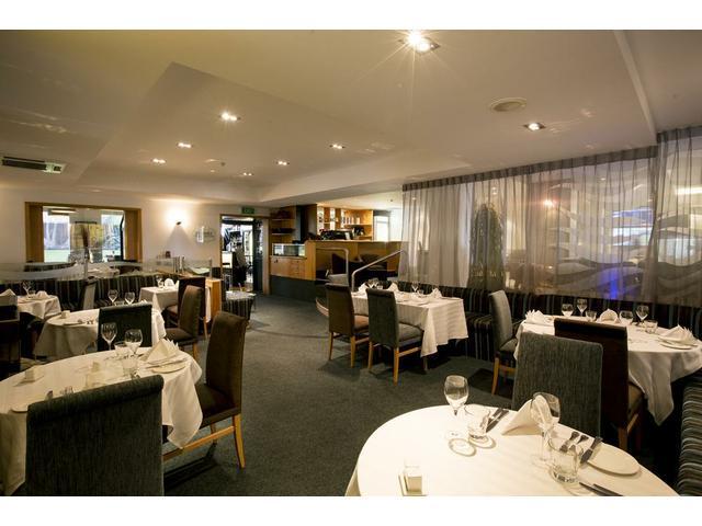 Award-winning Te Maroro Restaurant