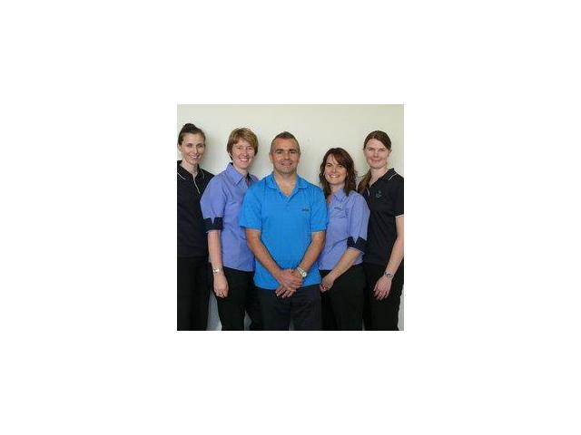 The team at Active Physio