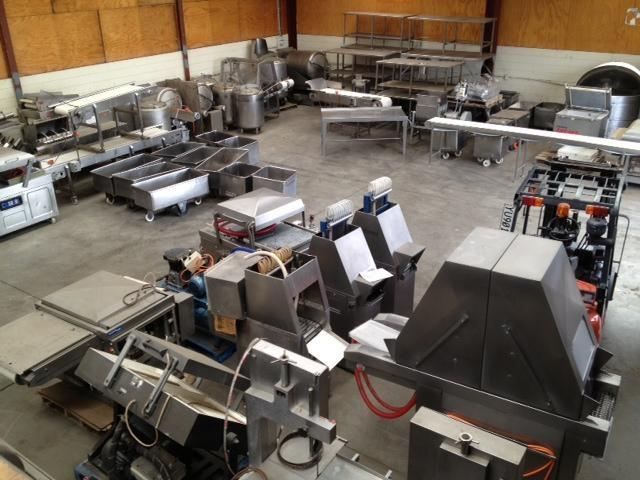 Used Meat Processing Machinery for sale