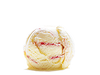 White Chocolate Raspberry Ice Cream - european white chocolate with a raspberry sauce