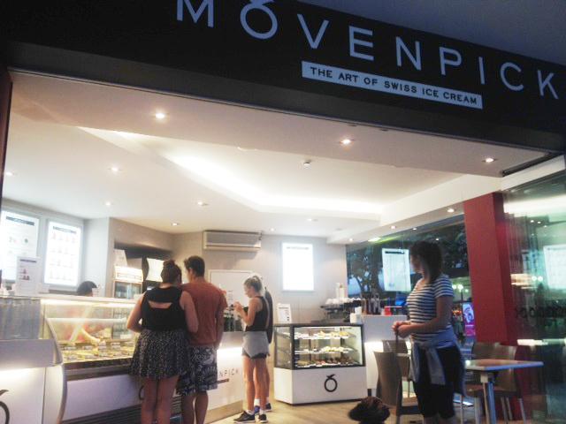 Takapuna Movenpick Store