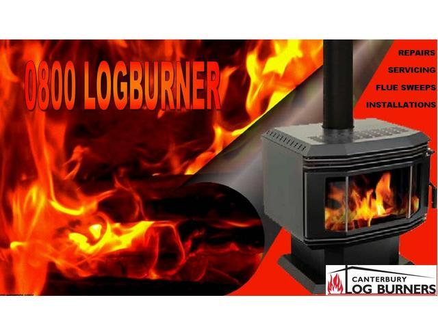 Canterbury Logburners