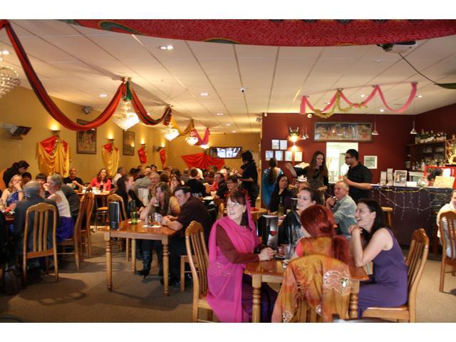 Diwali function at shiraz