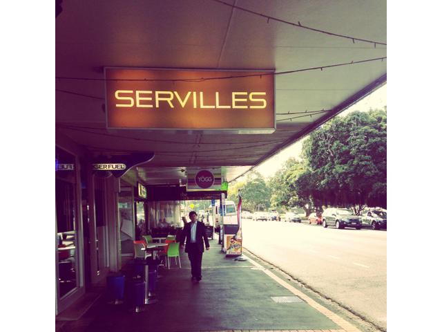 Servilles mission bay