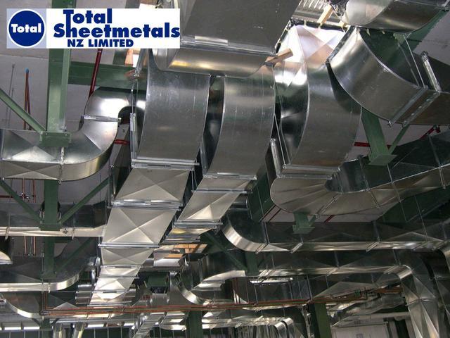 HVAC Ducting Labyrinth. Design, Fabrication and Installation