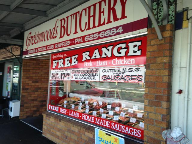 Greenwoods Butchery in Epsom