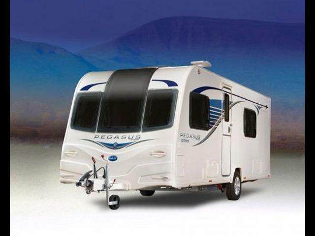 caravans and motorhomes