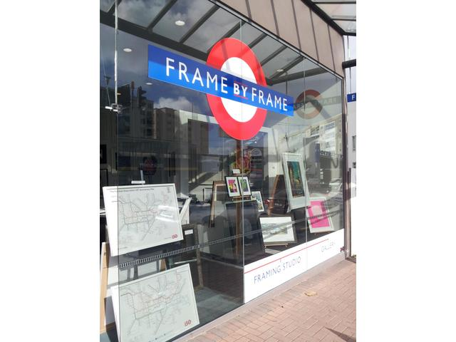 Frame by Frame in Newmarket