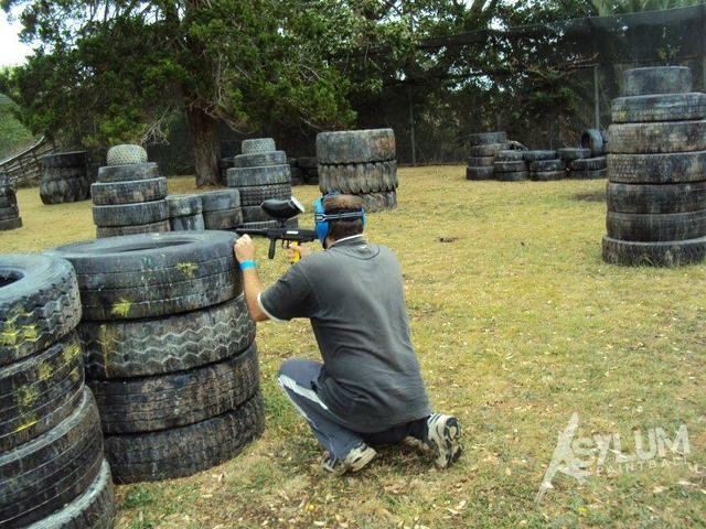 Asylum Paintball
