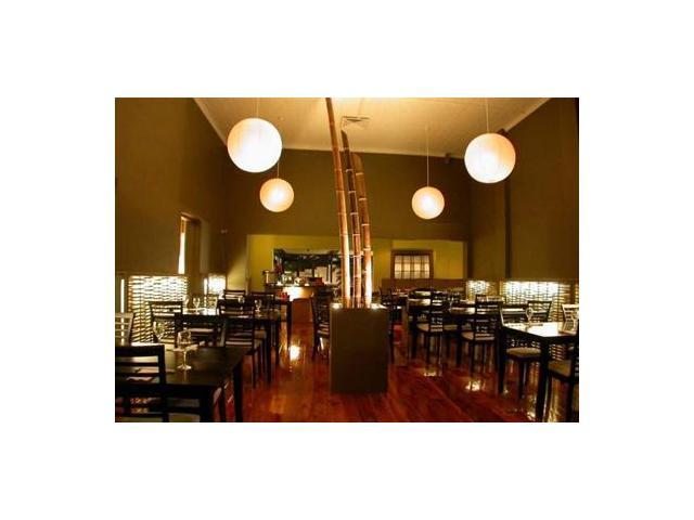Restaurant by SHA Architecture Ltd