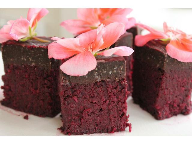 beetroot chocolate cake