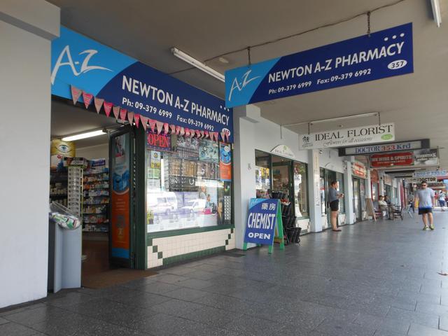 Newton A-Z Pharmacy K Rd