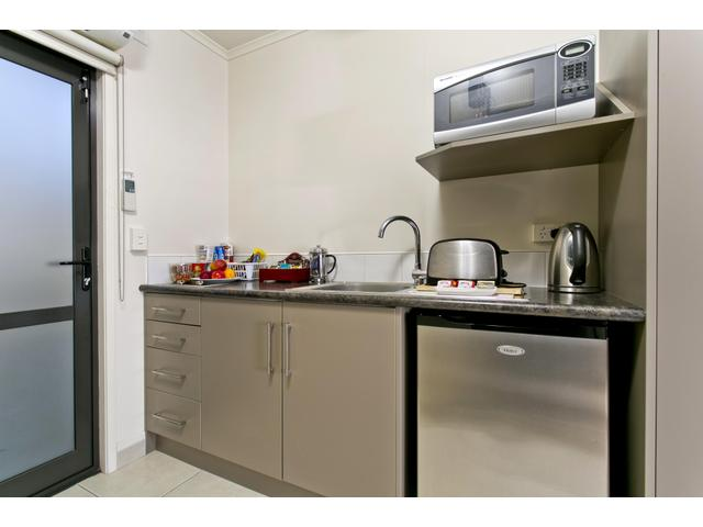 Most units are equiped with Kitchen