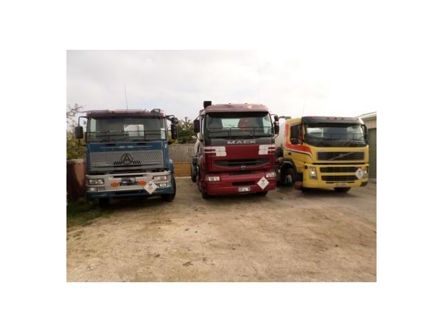 Rainbow Septic Tanks Trucks