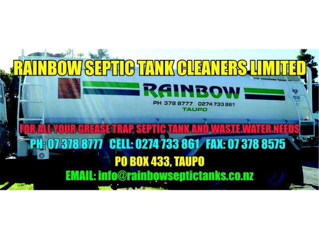 Rainbow Septic Tanks