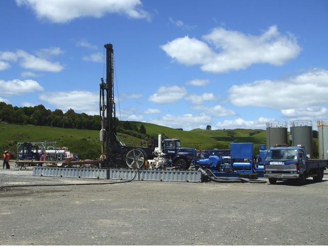 Taranaki Oil and Gas Exploration