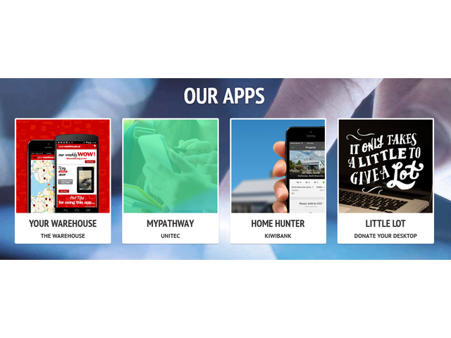 Apps Developed by Sush Mobile