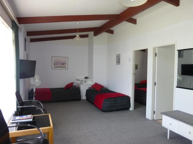 Snapshot of the 5 sleeper room