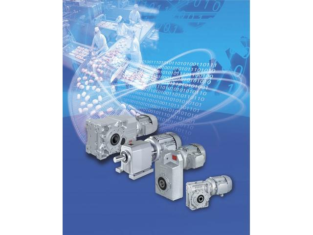 Bonfiglioli's compact gearmotor range has been engineered to deliver real savings.