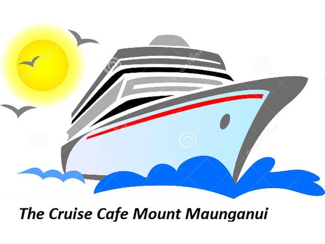 The Cruise Cafe Mount Maunganui
