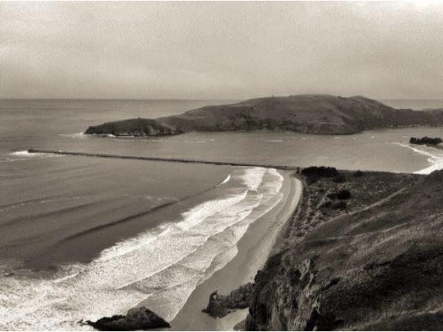 Beautiful Aramoana Beach