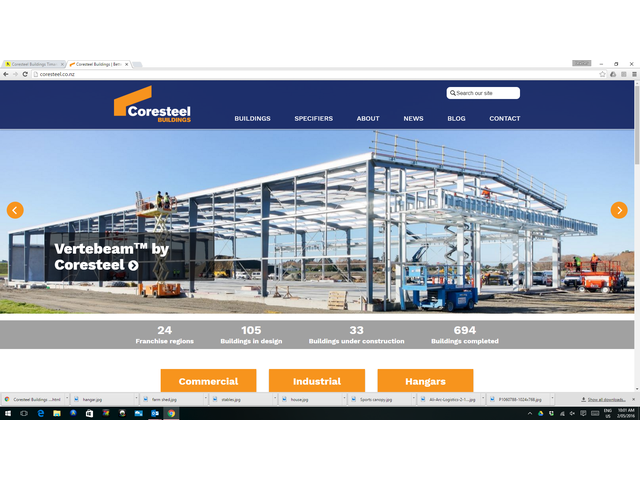 www.coresteel.co.nz