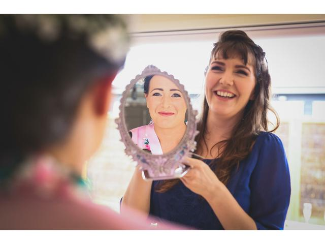 Waihi beach wedding makeup