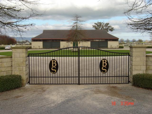 Powdercoating, Cambridge NZ, Gates