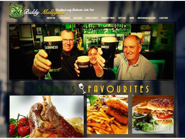 Visit our new web site www.biddyshamilton.co.nz